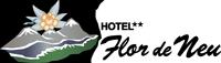 Hotel Flor de Neu Logo
